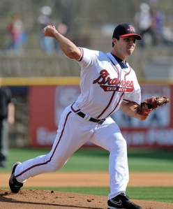 David Hale (credit Chris Roughgarden / Gwinnett Braves)