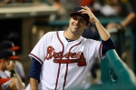 Right-hander David Hale, a member of the Gwinnett rotation in 2013. (Chris Roughgarden)