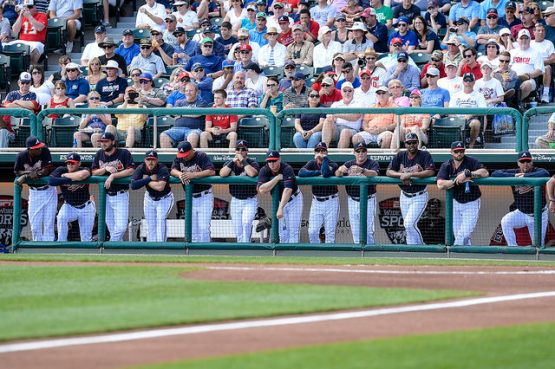 Wednesday will be the Braves' final off day of Spring Training. The Gwinnett Braves will open their season on at 7:05 p.m. Thursday, April 9. (Photo by Chris Roughgarden)